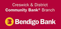 Creswick and District Bendigo Bank