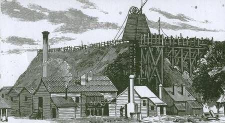 Australasia Mine