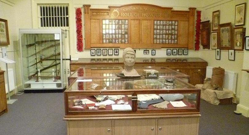Creswick State School Honour Board